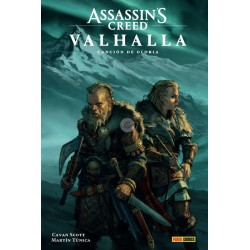 ASSASSIN'S CREED VALHALLA, CANCIÓN DE GLORIA