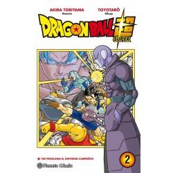 DRAGON BALL SUPER Nº 02: ¡¡SE PROCLAMA EL...