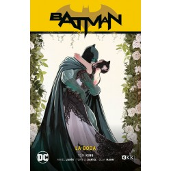 BATMAN DE TOM KING VOL. 10: LA BODA