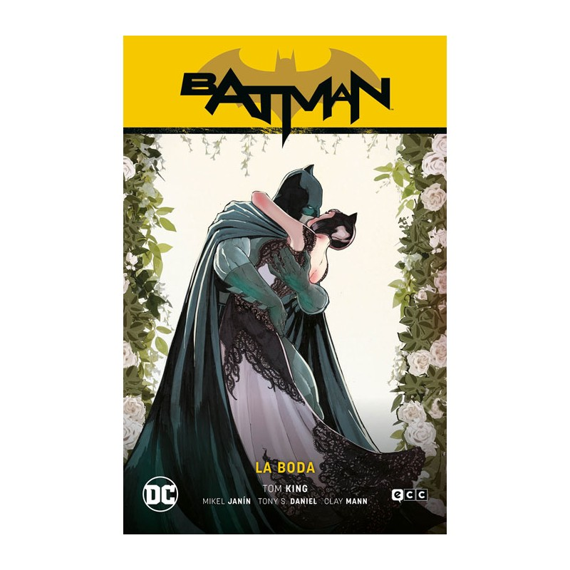 BATMAN DE TOM KING VOL. 10: LA BODA