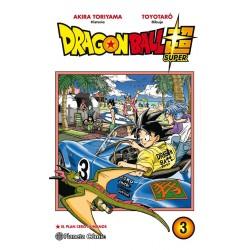 DRAGON BALL SUPER Nº 03: EL PLAN CERO HUMANOS