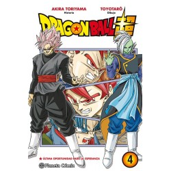 DRAGON BALL SUPER Nº4: ULTIMA OPORTUNIDAD PARA...