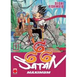 MAXIMUM 666 SATAN VOL.01