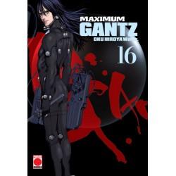 MAXIMUM GANTZ Nº 16