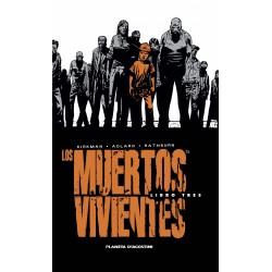 LOS MUERTOS VIVIENTES INTEGRAL Nº03 (WALKING DEAD)