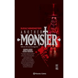 MONSTER ANOTHER MONSTER NOVELA (OCASIÓN)