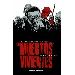 LOS MUERTOS VIVIENTES INTEGRAL Nº04 (WALKING DEAD)