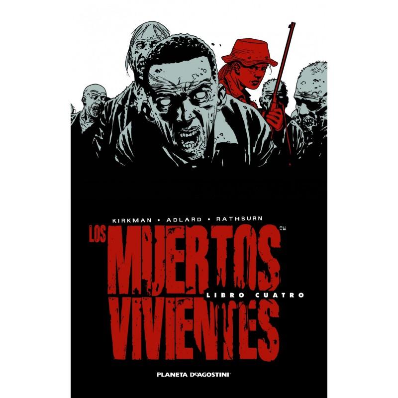 LOS MUERTOS VIVIENTES INTEGRAL VOL. 04 (WALKING DEAD)
