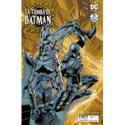 LA TUMBA DE BATMAN Nº 11