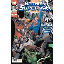BATMAN / SUPERMAN Nº 14