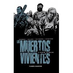LOS MUERTOS VIVIENTES INTEGRAL Nº05 (WALKING DEAD)