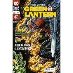 GREEN LANTERN Nº 23 / 105