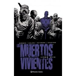 LOS MUERTOS VIVIENTES INTEGRAL Nº06 (WALKING DEAD)