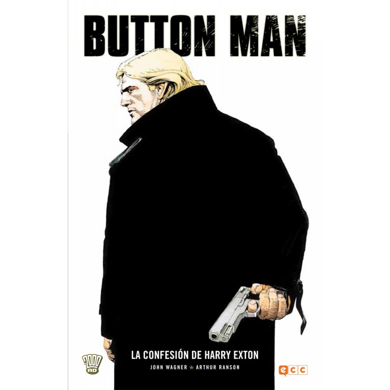 BUTTON MAN: LA CONFESIÓN DE HARRY EXTON
