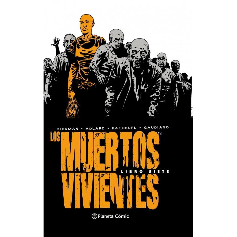 LOS MUERTOS VIVIENTES INTEGRAL VOL. 07 (WALKING DEAD)