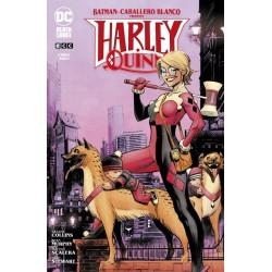 BATMAN: CABALLERO BLANCO PRESENTA - HARLEY QUINN Nº 03 (DE 06)