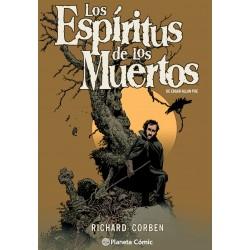 LOS ESPIRITUS DE LOS MUERTOS (EDGAR ALLAN POE)
