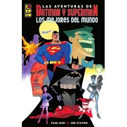 LAS AVENTURAS DE BATMAN Y SUPERMAN: LOS MEJORES...