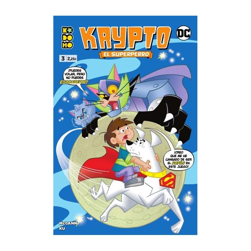 KRYPTO EL SUPERPERRO Nº 03 (DE 6)