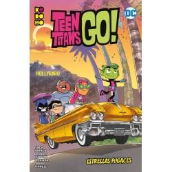 TEEN TITANS GO!: ESTRELLAS FUGACES
