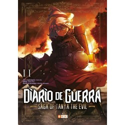 DIARIO DE GUERRA - SAGA OF TANYA THE EVIL Nº 11