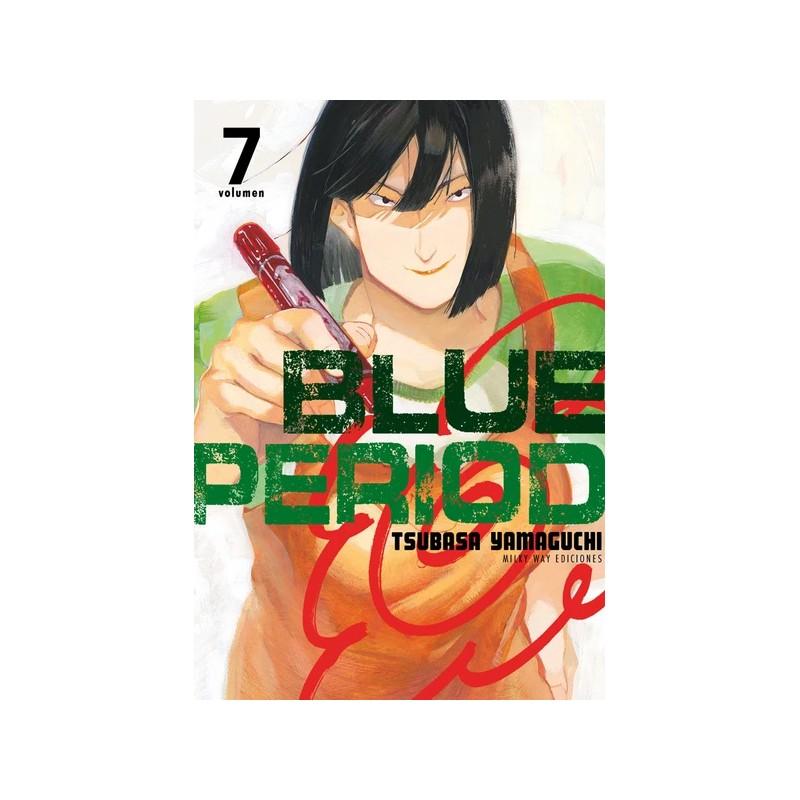 BLUE PERIOD Nº 07