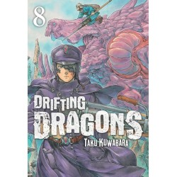 DRIFTING DRAGONS Nº 08