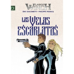 LARGO WINCH VOL. 22 LAS VELAS ESCARLATAS