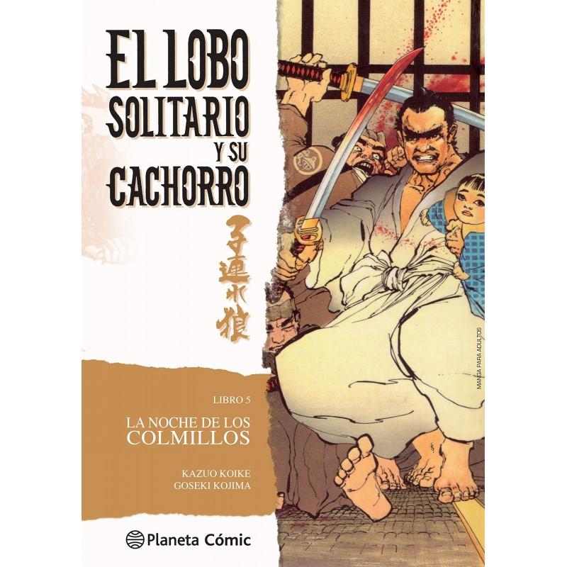 EL LOBO SOLITARIO Y SU CACHORRO Nº05 (DE 20) (NUEVA EDICION)