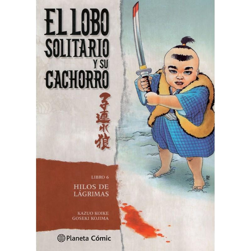 EL LOBO SOLITARIO Y SU CACHORRO Nº06 (DE 20) (NUEVA EDICION)