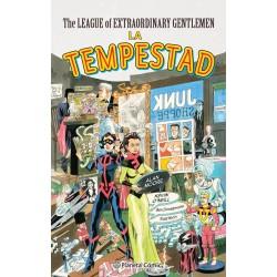 LEAGUE OF EXTRAORDINARY GENTLEMEN: LA TEMPESTAD