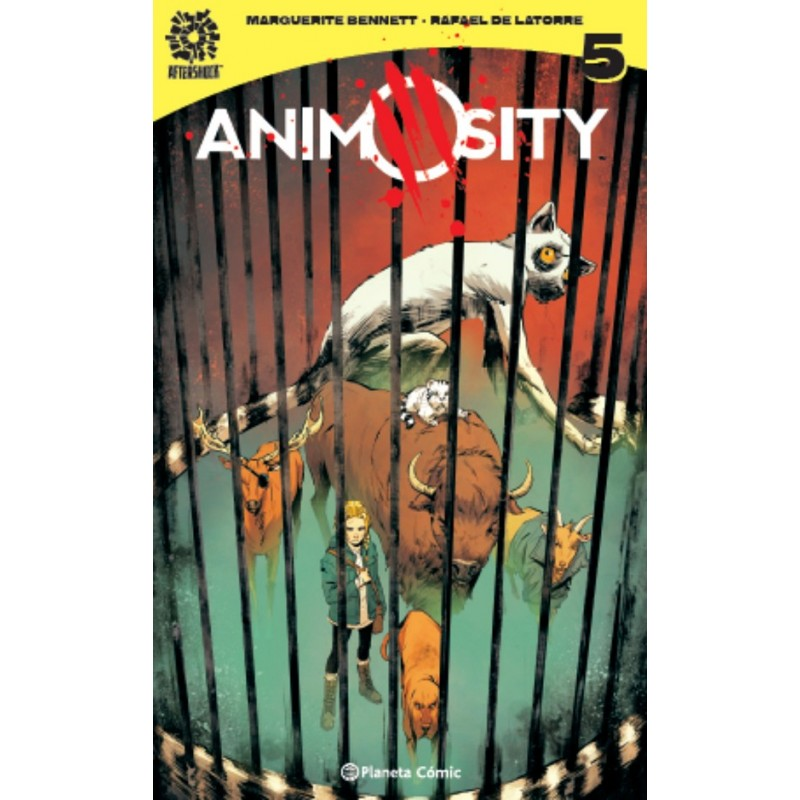 ANIMOSITY VOL. 05