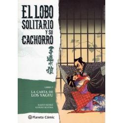EL LOBO SOLITARIO Y SU CACHORRO Nº07 (DE 20) (NUEVA EDICION)