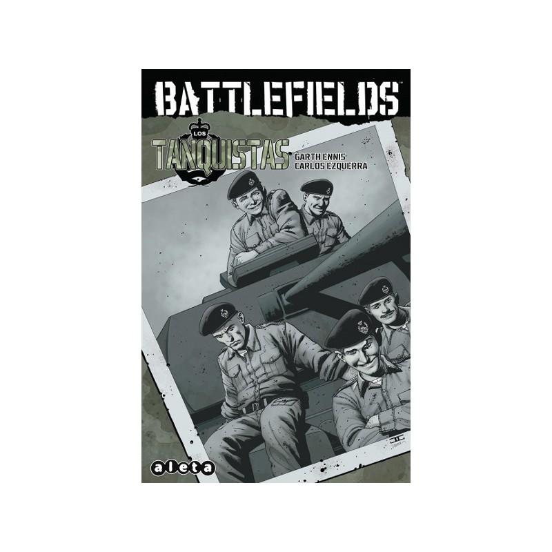 BATTLEFIELDS Nº 03: LAS BRUJAS DE LA NOCHE