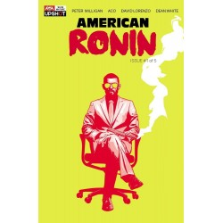 AMERICAN RONIN VOL. 01