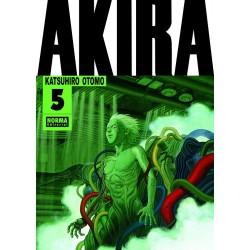 AKIRA 05 (DE 6) EDICIÓN ESPECIAL B/N