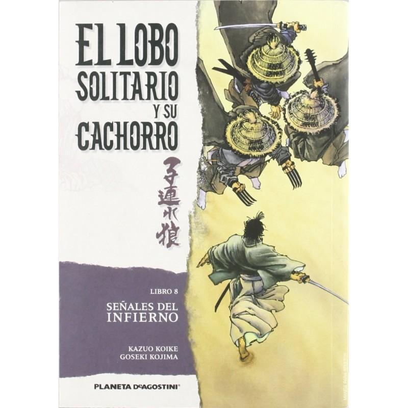 EL LOBO SOLITARIO Y SU CACHORRO Nº08 (DE 20) (NUEVA EDICION)