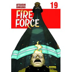 FIRE FORCE Nº 19