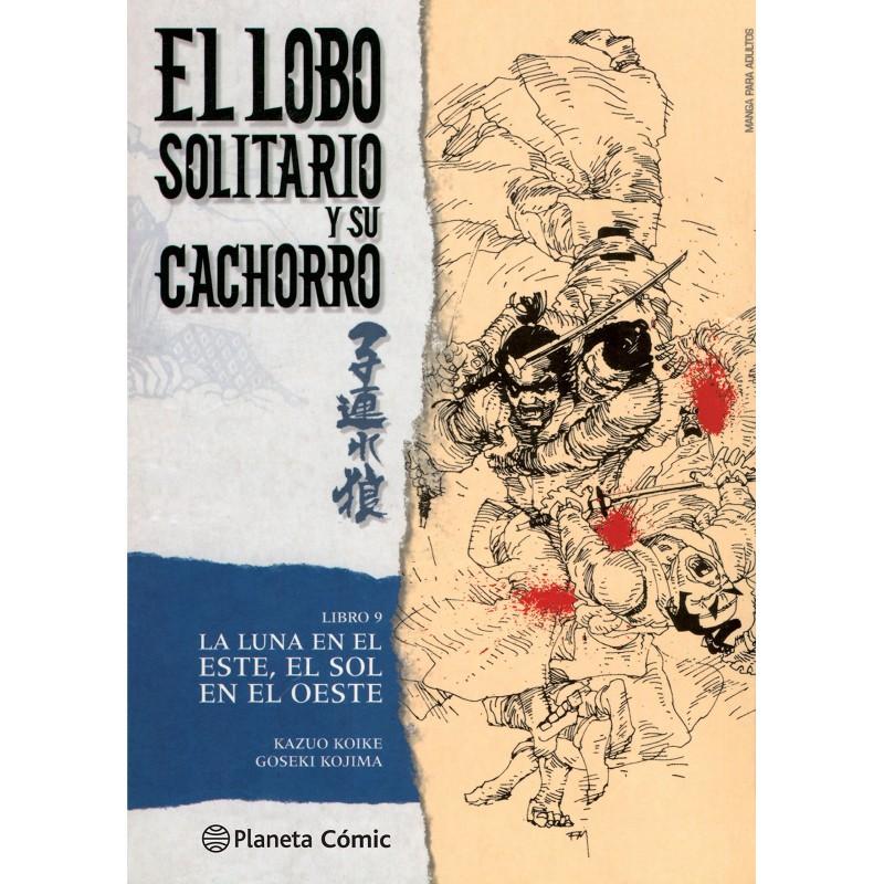 EL LOBO SOLITARIO Y SU CACHORRO Nº09 (DE 20) (NUEVA EDICION)