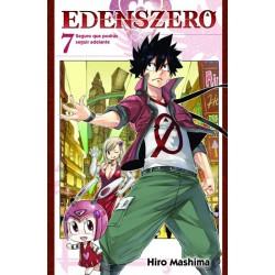 EDENS ZERO Nº 07