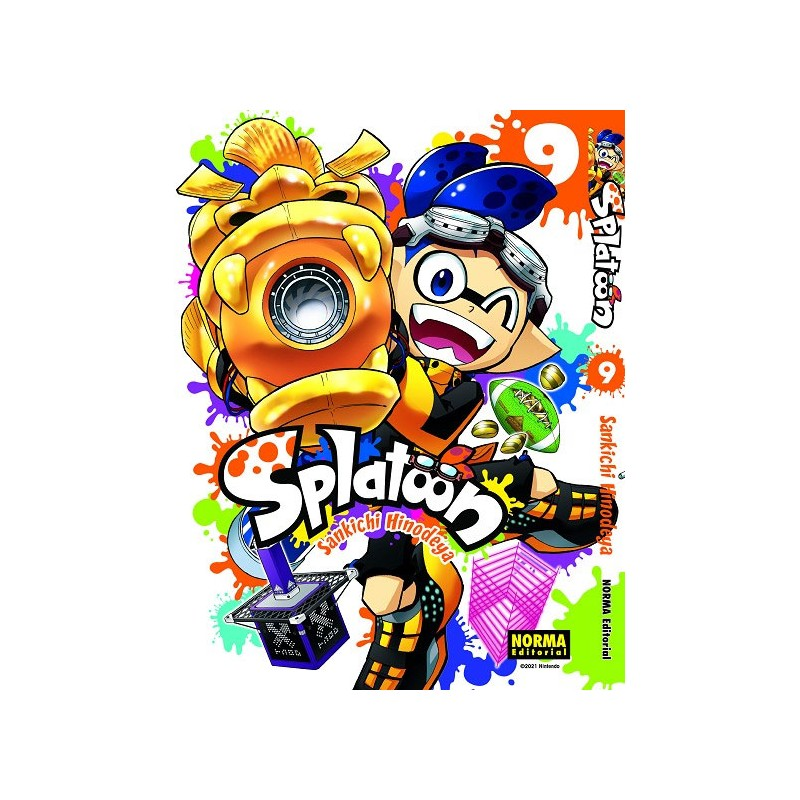 SPLATOON Nº 09