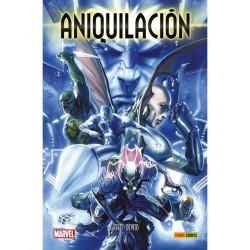 ANIQUILACIÓN SAGA VOL. 04 ANIQUILACIÓN