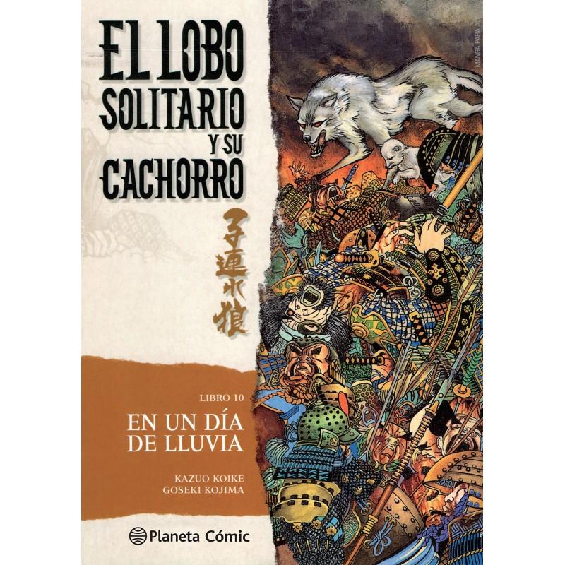 EL LOBO SOLITARIO Y SU CACHORRO Nº10 (DE 20) (NUEVA EDICION)