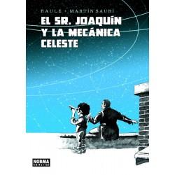 EL SEÑOR JOAQUÍN Y LA MECÁNICA CELESTE