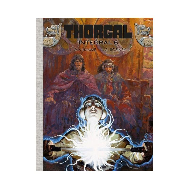 THORGAL INTEGRAL VOLUMEN 6