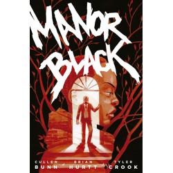 MANOR BLACK VOL. 01