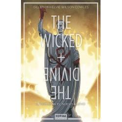 THE WICKED + THE DIVINE VOL. 08 LO VIEJO ES EL...