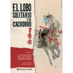 EL LOBO SOLITARIO Y SU CACHORRO Nº11 (DE 20) (NUEVA EDICION)