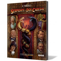 LA SERPIENTE DE DOS CABEZAS (LA LLAMADA DE CTHULHU 7 ED.)