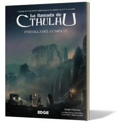 PANTALLA DEL GUARDIAN (LA LLAMADA DE CTHULHU 7 ED.)